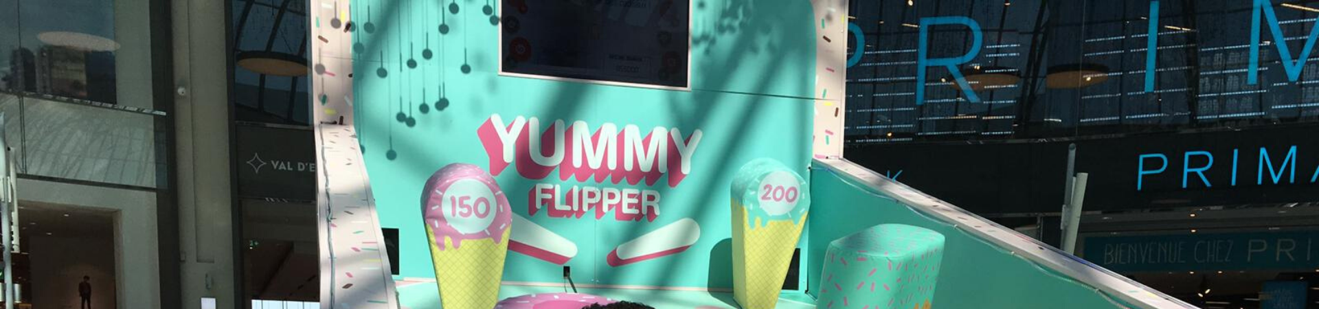 visuel VAL D'EUROPE – Yummy Flipper