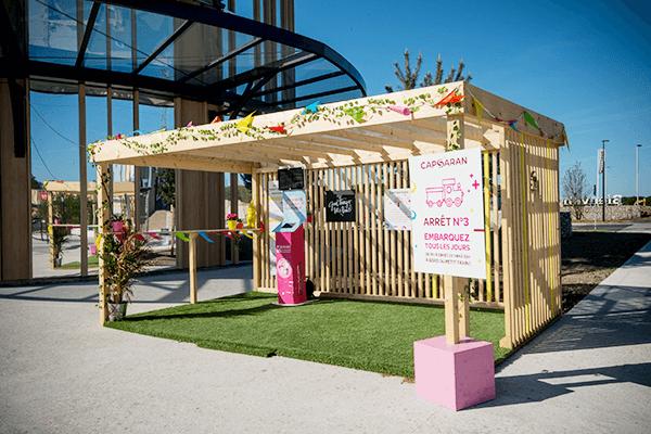 visuel CARMILA – Inauguration et lancement du Retail Park