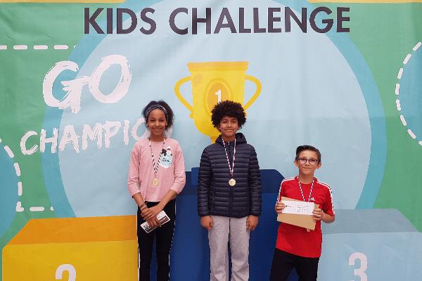 "visuel KLEPIERRE – Tournée ""Kids Challenge"""